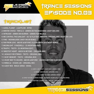 SJE Music Trance Sessions #3