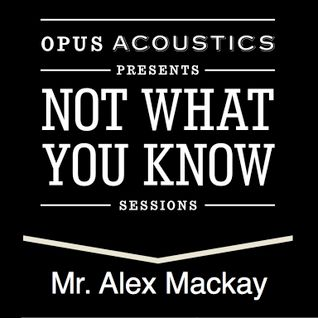 NWYK - Mr. Alex Mackay