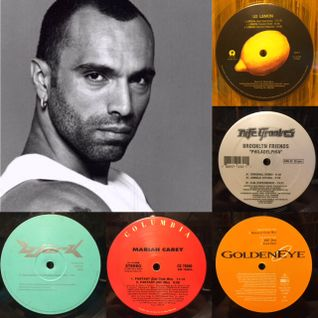 David Morales !!! 90s Anthem mix !!! Bjork ★ U2 ★ Tina Turner ★ Pet shop Boys ★ Mariah ★ Janet ★