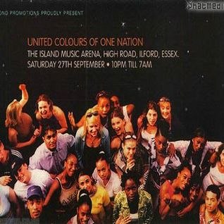 Andy C & Brockie One Nation ' The United Colours of One Nation' 27th Sept 1997