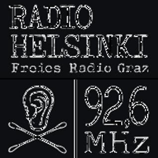 Skatebård guesting Timo Kaukolampis show at Radio Helsinki 10.04.2008