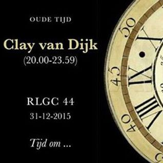 "Warm-up Set at the New Years Party ""TIJD"" @ The Recycle Lounge Gallery Club 44 Amsterdam (2015-2016)"