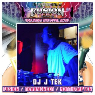JTEKS MIXHITRADIO GET READY FOR FUSION SESSION 3RD APRIL 2016