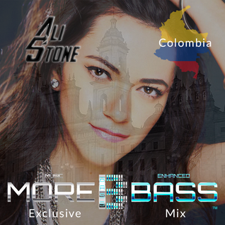 More Bass Exclusive Mix, Episode Sixteen. Ali Stone from Colombia (Big Room) morebass.com