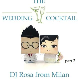 DJ Rosa from Milan - The Wedding Cocktail - part 2