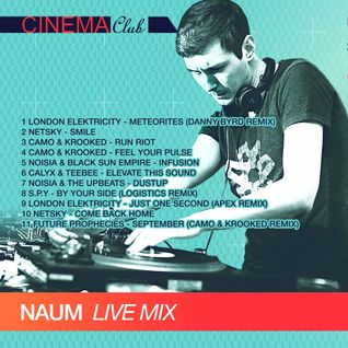 NAUM – DNB ONLY VINYL NIGHT vol 3
