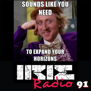 IrieRadio 91 - Expand Your Horizons (Aired 6-2-2016)