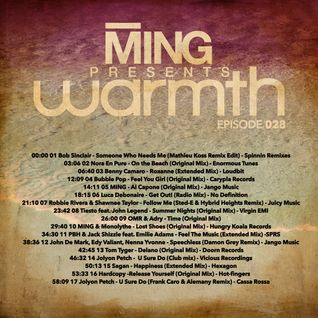 MING Presents Warmth 028