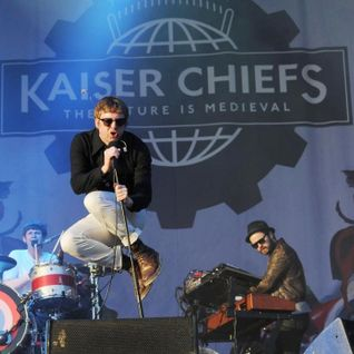 Tues 02/08/11 Kaiser Chiefs, The Whip, Funeral Party live session