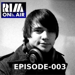 Rim ON AIR - EPISODE003