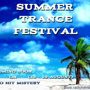 Summer Trance Festival mix on Radio Hit Mistery