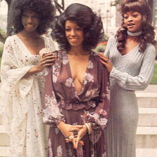 The Three Degrees with Dave Lee Travis; BBC Radio 1 Interview Aug. '74