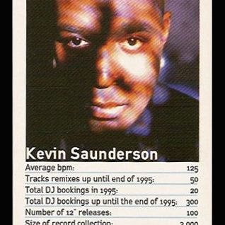 Circuits w/ Kevin Saunderson - 20th September 2016