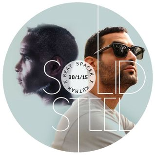 Solid Steel Radio Show 30/1/2015 Part 1 + 2 - Beat Spacek x Kutmah