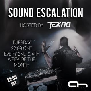 TEKNO - Sound Escalation 097 with Andrew Henry 27-09-2016
