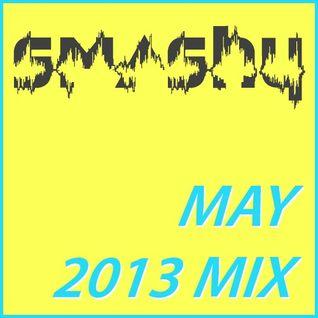 May 2013 Mix - DJ SMASHY