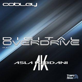 Asla Kebdani - Digital Overdrive 122 Guest Mix (May 27th, 2016)