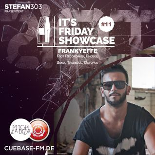 Its Friday Showcase #011 - Frankyeffe