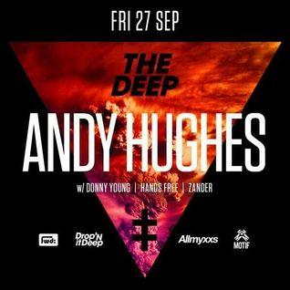 andy hughes - party 95.com - 8-17-2013 (Dallas, TX)