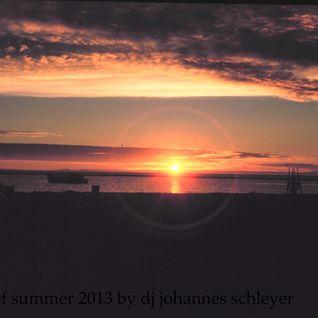 Last Summer Days 2013