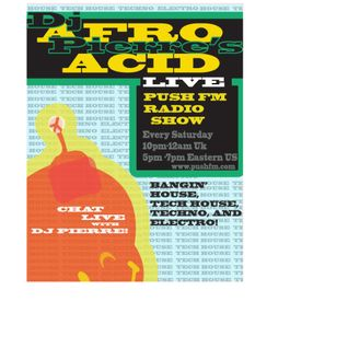 DJ Pierre Mix 1-30-10  Acid,Techno,house,Electro!