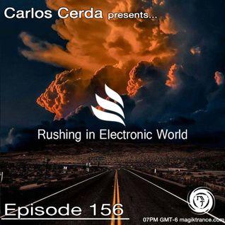 Carlos Cerda - RIEW 156 (09.08.16)