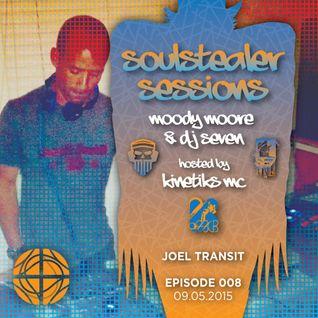 Joel Transit, Moody Moore & DJ Seven • Soulstealer Sessions EP08 // 09.05.2015