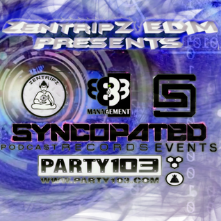 Zentripz Pres. Syncopated Records Podcast Mike Scalco 4-1-2016