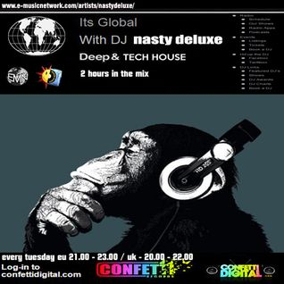 It's Global - Nasty deluxe@Confettidigital - UK - London in the Mix (2)