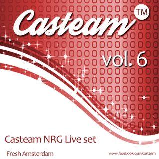 Casteam NRG Live set Fresh Amsterdam vol.6