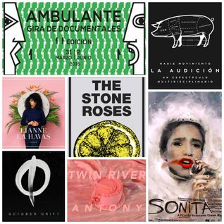Sensor 149: Nadie Movimiento, Ambulante 11 años, Twin River, October Drift, The Stone Roses