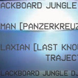 Galaxian LIVE @ [Blackboard Jungle] Waiting Room, London 05/07/13