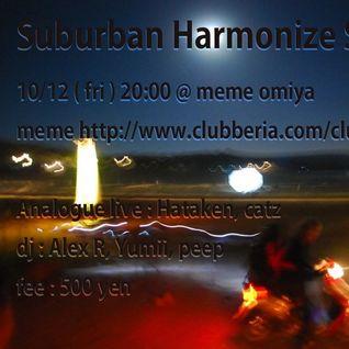 HAHL - Live @ Suburban Harmonize (2nd set)