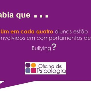 Oficina Psicologia - Bullying