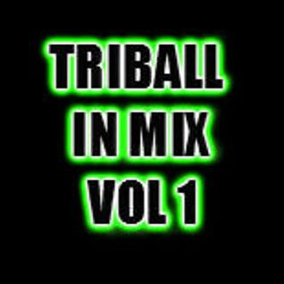 Tribal in Mix Vol 1 By DJ 4LEKS