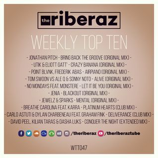 The Riberaz Weekly Top Ten 047