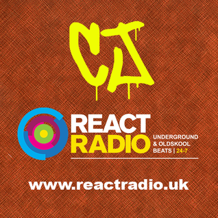 CJ's Vinyl Vault - 08/03/16 - Hard House - React Radio UK