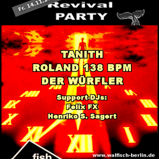 DER WÜRFLER Live-DJ-Set@WALFISCH Revival Party (14.11.2014)