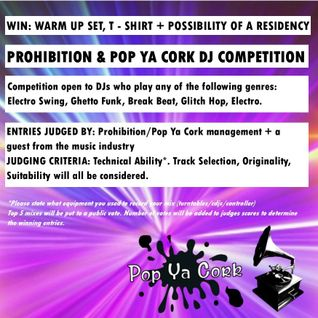 Pop Ya Cork DJ Competition