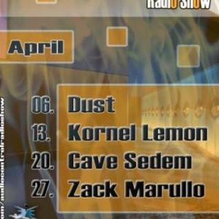 Cave Sedem @ Audio Control Radio Show (2012-04-20)