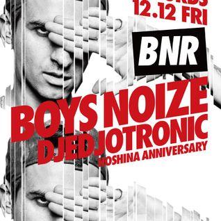 Boys Noize (Live DJ Set) @ Womb (2014.12.12 - Tokyo, Japan)