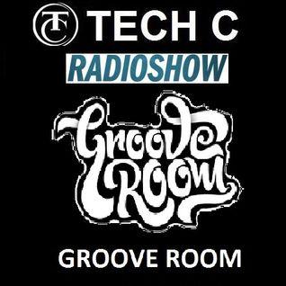 tech c radio show techno sensation #5 at groove room 15.05.16