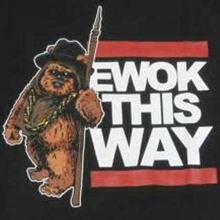 DJ Brandnew Secondhand Girl's Ewok Mix at Store Wars 03/08/12