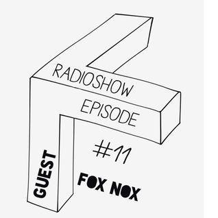 Mussafa - Radioshow Episode #11 (Special Guest Fox Nox)