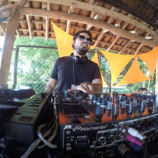 Unknown Pleasures Ometepe Magma Fest IV Deep Techno DJ set