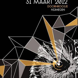 Dominik Eulberg (Traum) @ 1 Year Anniversary of Nachtsport, Doornroosje - Nijmegen (31.03.2012)