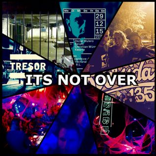 ITS NOT OVER   T.R.E.S.O.R  29/12   5 YEARS POLE GROUP