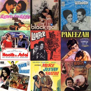 1970s : Bollywood Love Songs : Episode #01