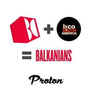 Luciano Scheffer @ Balkanians - Proton Radio | 18 March 2015