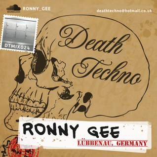 DTMIX024 - Mixed by Ronny Gee
